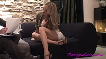 blonde forced to fuck