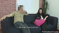 Tricky Agent - Casting couch erotica and porn Lena Love Image