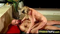 Sexy Girl Nuru Massage and Fuck 26