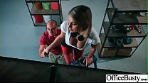 Intercorse Sex Tape With Big Tits Slut Office Girl (August Ames) mov-05