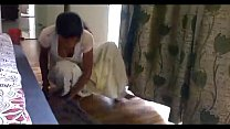 Desi Maid Cleavage show during mopping thumb