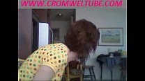 Mom catches daughter sucking cock on webcam  - WWW.CROMWELTUBE.COM