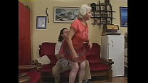 Hey My Grandma Is A Whore #13 - My granny is a filthy old bitch