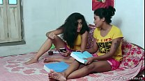 desimasala.co - Young bengali aunty seducing her professor (Smooching romance)