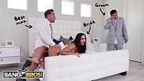 BANGBROS - Big Tits MILF Ava Addams Fucks The Best Man On Her Wedding Day thumbnail