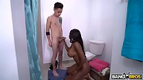 BANGBROS - sexy stepmom with son m-mc