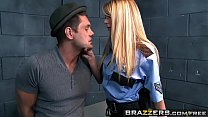 Pop on the Cop scene starring Brynn Tyler & Nacho Vidal: boys bulge thumbnail