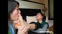 Chinese Foot worship 4