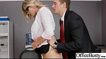 Big Round Tits Girl (Jessa Rhodes) Realy Like To Bang In Office movie-27