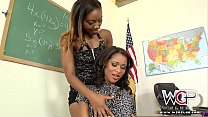 WCP CLUB Teacher and student find out they both lesbian