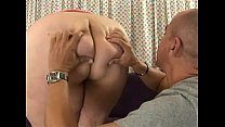 dipping cock in the ass