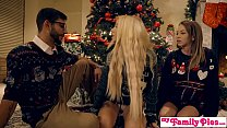horny sisters get brothers cock for xmas s1:e2 • [Fee sex movies] thumbnail