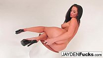 Jayden plays with herself pornhub video