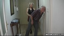 He finds his mom and dad fucking her pornhub video