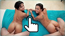 BANGBROS - Latin Big Ass Fuck Show With Rachel Starr & Abella Anderson's Thumb
