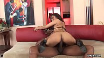 Annie getting spunked in her ass with a BBC thumbnail