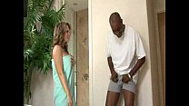 alphaporno.Busty blonde and black guy going wild