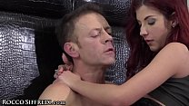 Rocco Siffredi's Cock Shared by Horny Hungarian...