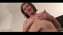 Grandma likes to get her pussy fucked by black dick