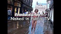 Charly hairy public nude 3