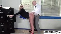 Big Melon Tits Girl (julie cash) Enjoy Hardcore Sex In Office video-26's Thumb