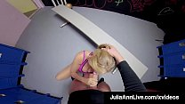 14298 Busty Planet Pleasing Milf Julia Ann Fucked By Hard Gym Dick preview