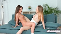 Sapphic Erotica Lesbos Free xxx video from www.SapphicLesbos.com 09