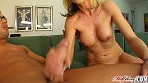 Milf Thing mature babe does anal image