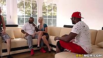 Dee Williams and London Interracial Foursome Sex thumbnail