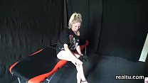 Perfect czech sweetie is teased in the hypermar...