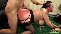 PASCALSSUBSLUTS - Mature Jemma Summers Ass Fucking Domination