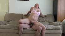 60  Granny fucks with younger loverboy thumbnail