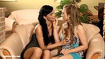 Loveseat Lovers - by Sapphic Erotica lesbian se...