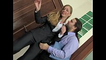 Screenshot Russian Beau ty Secretary Meeting Break Anal