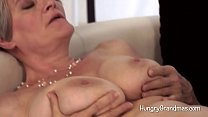 Granny Over 60 Experienced Blowjob thumb