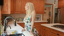 Trickery - Busty Natalia Starr Tricks Neighbor Into Sex
