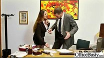 Sex In Office With Kinky Slut Big Melon Girl clip-13