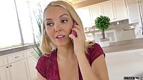 Aaliyah Love is a hot blonde slut that cheats on her husband