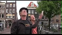Sexy Dude Takes A Trip And Visites The Amsterdam Prostitutes