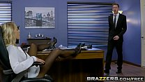 Brazzers - Big Tits at Work - (Alix Lynx, Danny D) - Daddys Hardest Worker - Trailer preview
