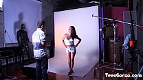 TEENGONZO Jane Jantzen gets smashed and cummed  her face - 9Club.Top