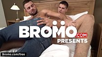 Breed Me Feed Me Scene 1 Featuring Jeffrey Lloyd And Thomas Fuk - Trailer Preview - Bromo