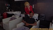 Bootylicious milf pussyfucked by black cocks - Download mp4 XXX porn videos