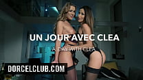 DORCEL TRAILER   A Day With Clea Gaultier