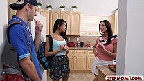 Veronica and Kendra Lust nasty 3some sex