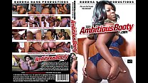 Ambitious Booty gets her first dvd