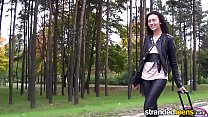 Strandedteens - Young Teen Isn't  Shy For Very Long