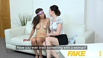 Female Agent Shy Asian Models Sexy Big Tits And Hairy Pussy Turn Agent On » q2011 thumbnail