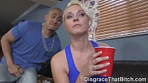 d. That Bitch - Fucking Ashley Stone in a slutty neighborhood