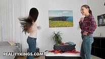 Mikes Apartment - (Monica Brown, Ian Scott) - Monica Earns Her Stay - Reality Kings - 69VClub.Com